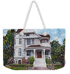 Alameda 1897 - Queen Anne Weekender Tote Bag