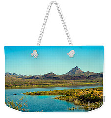 Alamo Lake Weekender Tote Bag