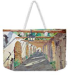 Alamo Walkway Weekender Tote Bag