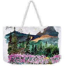 Alaska - Cantwell Weekender Tote Bag