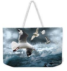 Albatross Weekender Tote Bag