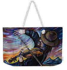 Alberta Fiddle Weekender Tote Bag