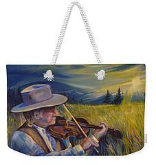 Alberta Lullaby Weekender Tote Bag
