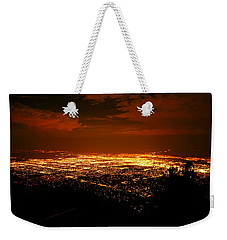 Albuquerque New Mexico  Weekender Tote Bag
