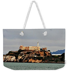 Alcatraz Island - The Rock Weekender Tote Bag