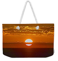 Aldinga Beach Sunset Weekender Tote Bag by Jocelyn Kahawai