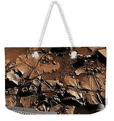 Alexander Hills Bedrock In Mars Weekender Tote Bag