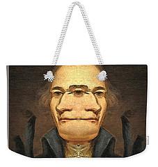 Alexander_hamilton 1 Weekender Tote Bag