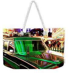 Alice Cooper's Hearse Weekender Tote Bag