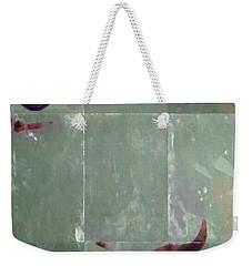 Alice In Green Weekender Tote Bag