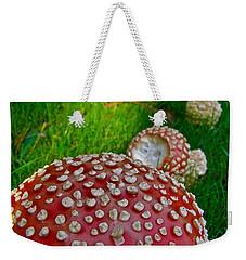 Alice's Shrooms Weekender Tote Bag