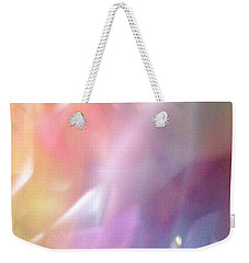 Weekender Tote Bag featuring the photograph Alien by Mike Breau