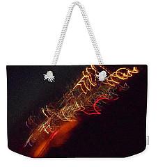 Alien Spacecraft Weekender Tote Bag