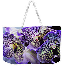 Aliens. Orchids From Keukenhof. Netherlands Weekender Tote Bag