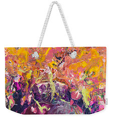 All Aglow Weekender Tote Bag