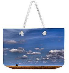 All By Myself Weekender Tote Bag by Steven Reed