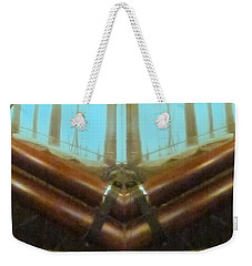 All Fore Naut Weekender Tote Bag