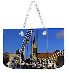 All Saints Church Weekender Tote Bag