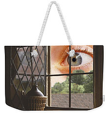 All Seeing Weekender Tote Bag