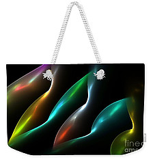 All Shapes And Colors 3 Weekender Tote Bag