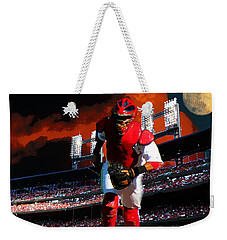 All Star Yadier Molina Weekender Tote Bag