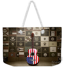 All State Flags - Retro Style Weekender Tote Bag