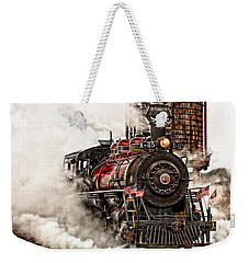 All Steamed Up Weekender Tote Bag