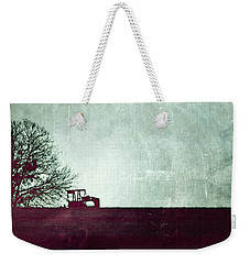 All That's Left Behind Weekender Tote Bag