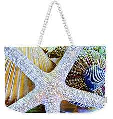 All The Colors Of The Sea Weekender Tote Bag