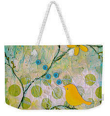 All Things Bright And Beautiful Weekender Tote Bag