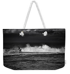 Weekender Tote Bag featuring the photograph All You by Ben Shields