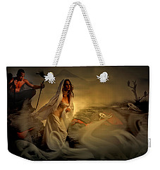 Allegory Fantasy Art Weekender Tote Bag