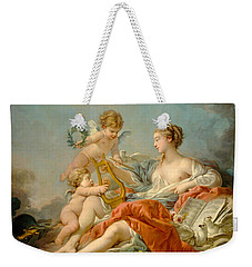 Allegory Of Music Weekender Tote Bag