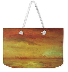 Allegro Weekender Tote Bag by Mary Wolf