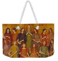 Alleluia Weekender Tote Bag