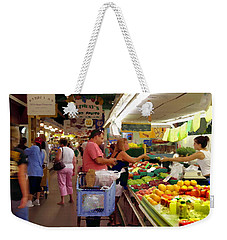 Allentown Pa Farmers Market Weekender Tote Bag