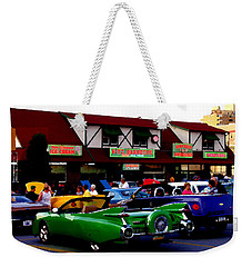 Allentown Pa Meetin' At The Ritz Weekender Tote Bag