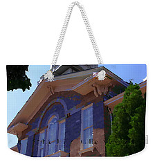 Allentown Pa Old Lehigh County Court House Weekender Tote Bag
