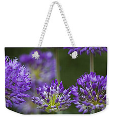 Alliums Weekender Tote Bag