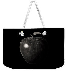 Alluring Red In Monochrome Weekender Tote Bag by Lourry Legarde