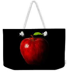 Alluring Red Weekender Tote Bag by Lourry Legarde