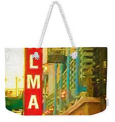 Alma Weekender Tote Bag