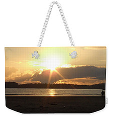 Almost Sundown Weekender Tote Bag by Mark Alan Perry