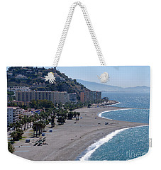 Almunecar Beach - Andalucia - Spain Weekender Tote Bag