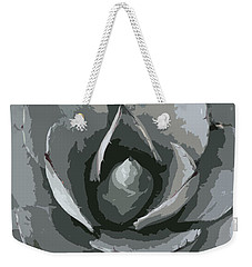 Aloe Vera Abstract Weekender Tote Bag
