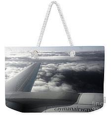 Aloft Weekender Tote Bag by Amar Sheow