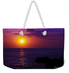 Aloha I Weekender Tote Bag by Patricia Griffin Brett