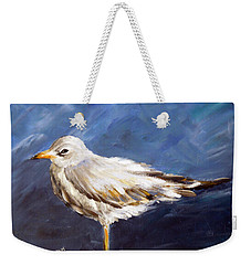 Alone Weekender Tote Bag by Dorothy Maier