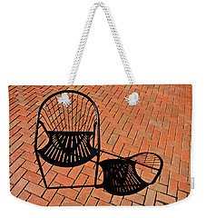Alone Together Weekender Tote Bag by Gary Slawsky
