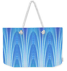 Along The Blue Nile Weekender Tote Bag by Lyle Hatch